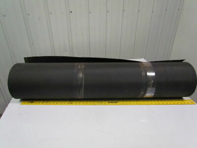 "2 Ply Black Nylon Slip Top Conveyor Belt 25'x47-1/8"" 0.116"" thick"