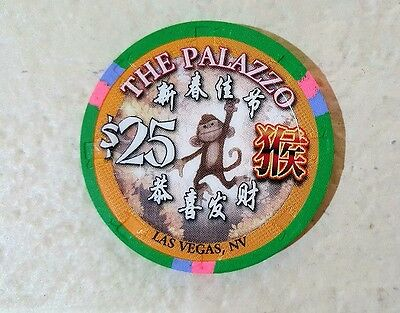 $25 Chinese New Year 2016 The Palazzo Las Vegas NEW Year of the Monkey