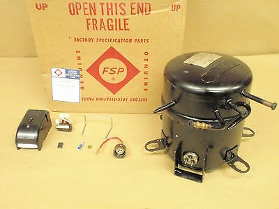 Refrigeration Compressor Whirlpool 3502186 Or Old Number 876638