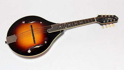 The Loar LM-300-VS Hand-Carved A-Style All Solid Mandolin