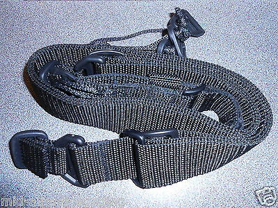 IBD E-Z Universal Rifle Shoulder Sling System Hunting - Paintball 3 Point sling
