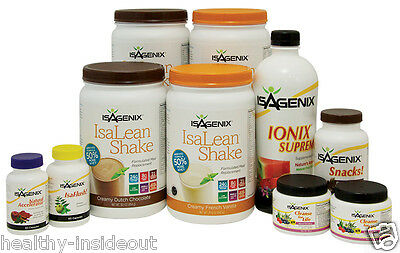 Isagenix 30 day Nutritional Cleansing & Weigh Loss Program FREE POST