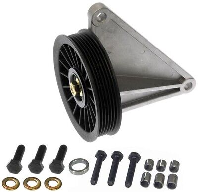Boxed Dorman 34185 A//C Compressor Bypass Pulley-Air Conditioning Bypass Pulley