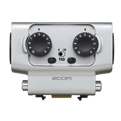 Zoom EXH-6 Dual XLR/TRS Combo Capsule for H5 H6 Recorder