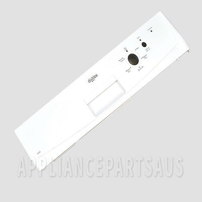 Dishlex Dishwasher Control Panel Facia Assembly GENUINE (DX103WK) 1560111-21/1