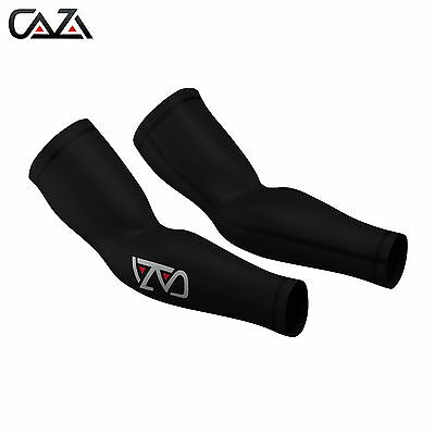 Mens Arm Warmer  Compression base layer Running Warmers