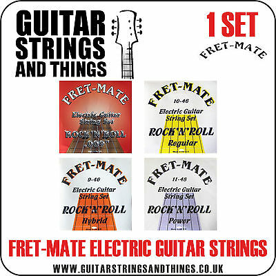 Fret-Mate Nickel Wound Electric Guitar Strings