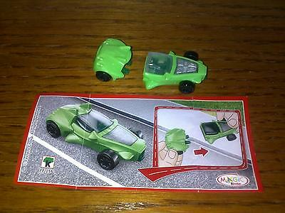 Kinder   surprise  Sprinty   FF156  +  BPZ   verte