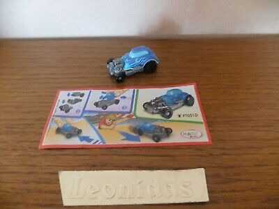 Kinder   surprise  Sprinty    FT051 D  +  BPZ