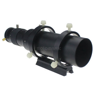 F50 50mm Guidescope 190mm Focal Length, F/3.4 Focal Ratio, Fully Coated