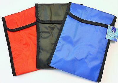 Insulated Cool Picnic School Lunch Bag Box Childs Kids Food Sandwich Drinks