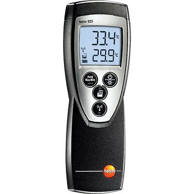 Testo 0560-9250  ABS Dual Type K Thermocouple Infrared Thermometer