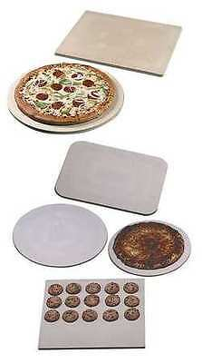 AMERICAN METALCRAFT STONE12 Pizza Stone, 15 x 12 In