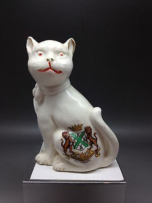 Crested China Cat