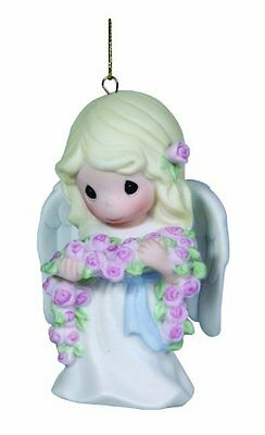 Precious Moments Bereavement Angel Ornament, New, Free Shipping
