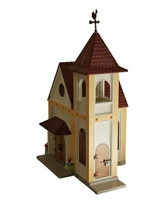 Playmobil Church Conversion of Playmobil closed for G Scale Garden railway