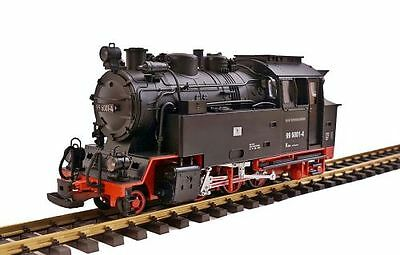 Train Battery Rc Steam locomotive, Designed 99 the DR, G Scale Garden railway