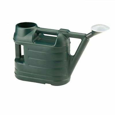 Ward Green Budget Durable Plastic Watering Can with Rose - 6.5 Litre