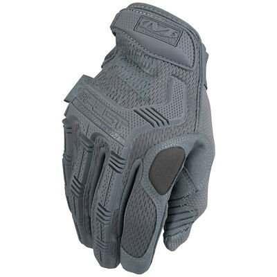 Mechanix Wear M-Pact Tactical Mens Gloves Military Airsoft Hunting Wolf Grey