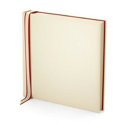 "Aspinal of London 14"" Wedding Photo Album Ivory Calf"