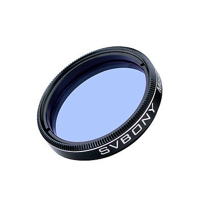 SVBONY 31.7mm Blue Moon&Skyglow Filter Light Pollution for Telescope Eyepiece