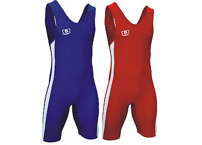 Men's Wrestling Singlet BERKNER Fighter FV4 Ringertrikots Wrestling Suit