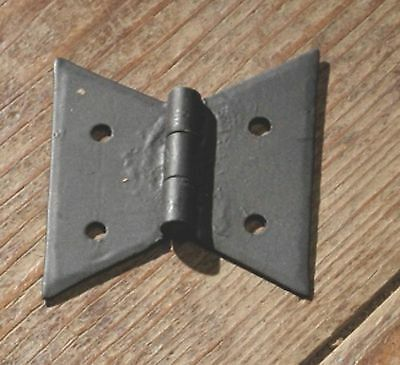 """Pair of Large Butterfly Hinges 2"""" H by 2.25""""W PM217 - FREE SHIPPING!!!"""