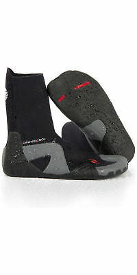 Rip Curl Dawn Patrol 5mm Round Toe Wetsuit Boots Mens Unisex Surfing Watersports