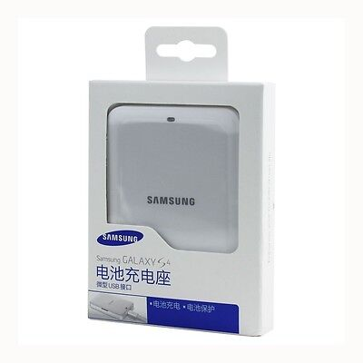 Original New Spare battery Kit Charger for Samsung Galaxy S4 Note 4 Note EDGE