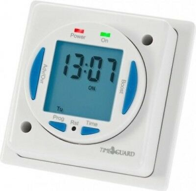 Timeguard NTT04 24Hr/7 Day Compact Electronic Timeswitch | Voltage Free Contacts