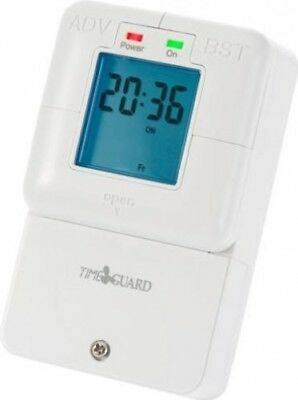 Timeguard NTT08 7 Day Slimline Electronic Immersion Heater Timeswitch Timer