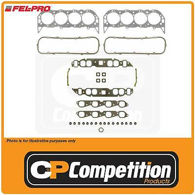 Felpro Marine Head Set Chev 454 Gen Iv With Oval Inlet Ports 17240