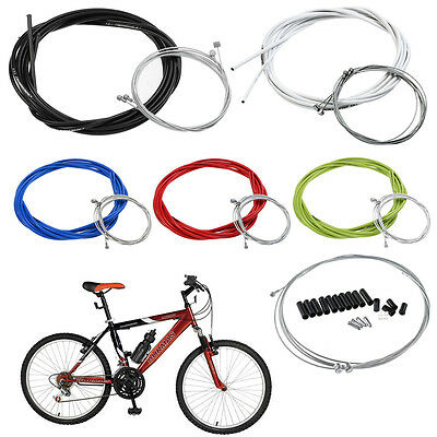 JAGWIRE Front & Rear Inner Outer Bicycle Bike Housing Cable Brake Shifter Kit