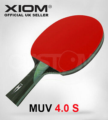 Xiom MUV 4.0 S Power Table Tennis Bat