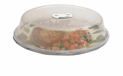 Kitchen Craft Microwave 26Cm Plate Cover And Air Vent