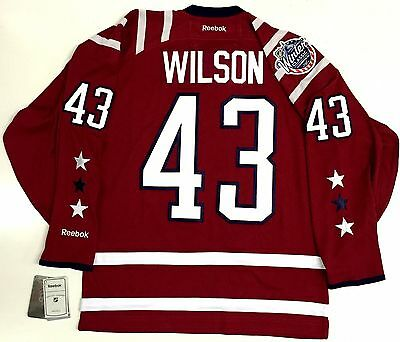 650d048dc3a Tom Wilson Washington Capitals 2015 Winter Classic Reebok Premier Jersey