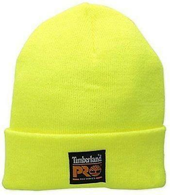 46493ad2d MENS BEANIE WATCH Cap Timberland Pro USA Made Black Wheat Safety ...