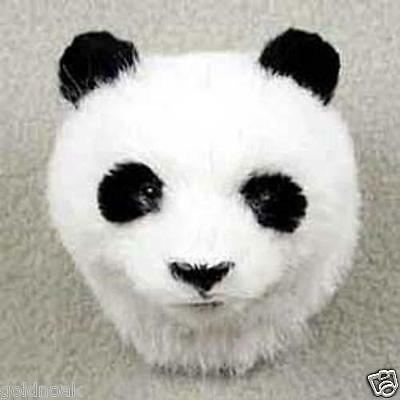PANDA BEAR- Fur Magnets! (Handcrafted & Hand painted.. Collectables