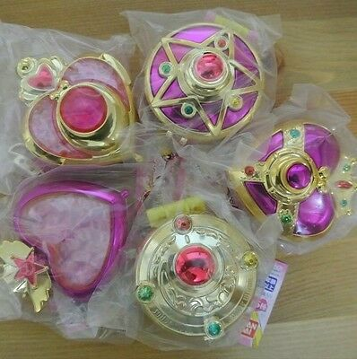 Transformation Compact Mirror - Sailor Moon - Crystal Star Cosmic Heart Crisis