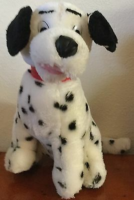 Disney 12 Inch 101 Dalmatians Dog Soft Toy By Grove