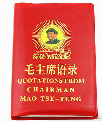 Chinese English Quotations From Chairman Mao Tse-Tung Little Red Book Full versi