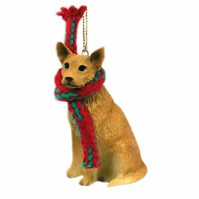 Australian Cattle Dog Miniature Ornament - Red, New, Free Shipping