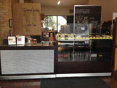 Bakery Display Case and POS Counter