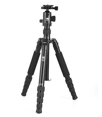"SIRUI T-2005X Aluminum Monopod 5 Section Tripod Legs 61"" Height for Camera"