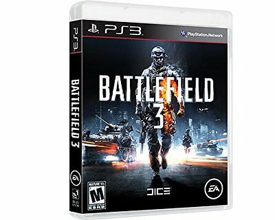 """Battlefield 3 - Playstation 3 Game Brand New """"FACTORY SEALED"""""""