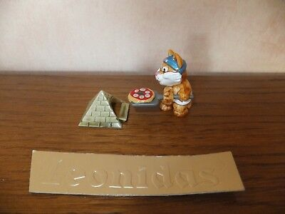 Kinder  surprise chats Egyptiens : pizza