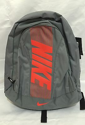 Nike 29L Grey Backpack Sports Rucksack Graphic North Bag 100% Authentic BNWT