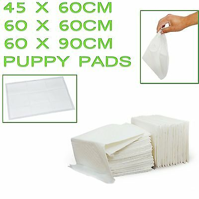 Puppy Training Wee Pee Toilet Pads Dog Cat Potty Large Pet Super Starter Pad New