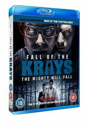 Fall of the Krays [Blu-ray]