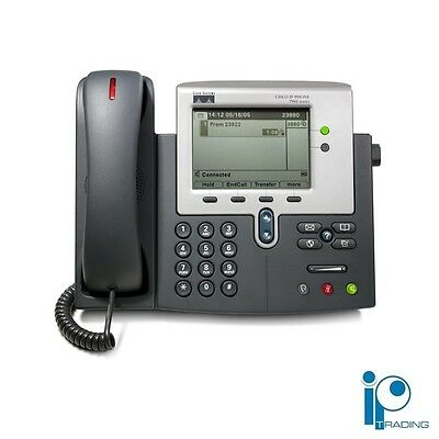 CP-7941G - Cisco 7941G Two line Unified IP Phone